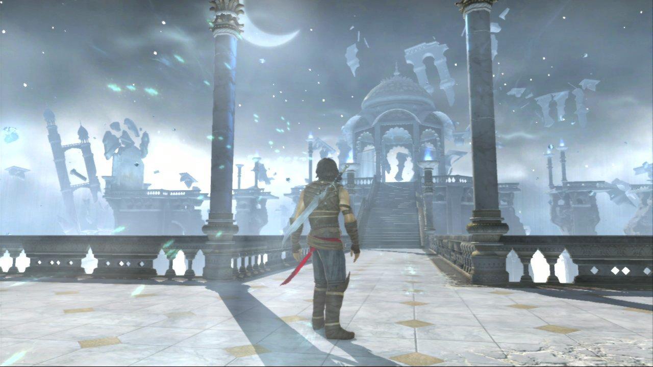 prince of persia las arenas olvidadas wii iso