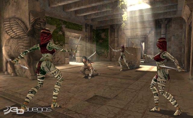 Prince of Persia Arenas Olvidadas - Impresiones jugables