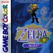 Carátula de Zelda: Oracle of Ages - GBC