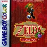 Carátula de Zelda: Oracle of Seasons - GBC