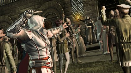 AC2 La Hoguera de las Vanidades Xbox 360