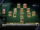 FIFA 10 Ultimate Team - Pantalla