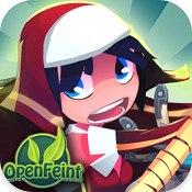 Carátula de Twin Blades - iOS
