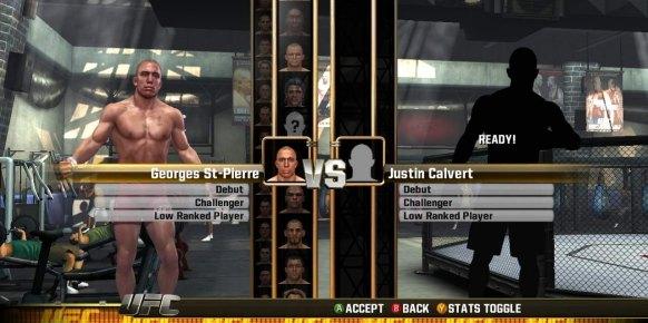 UFC 2010 Undisputed PS3