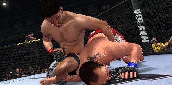 UFC 2010 Undisputed Xbox 360