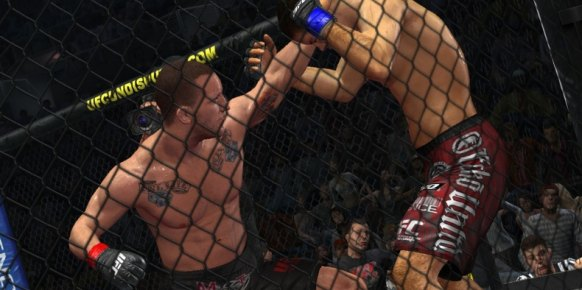 UFC 2010 Undisputed: UFC 2010 Undisputed: Impresiones