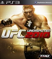 Carátula de UFC 2010 Undisputed - PS3