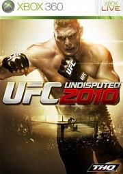 Carátula de UFC 2010 Undisputed - Xbox 360