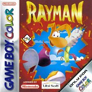 Carátula de Rayman - GB