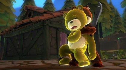 Naughty Bear: Naughty Bear: Impresiones