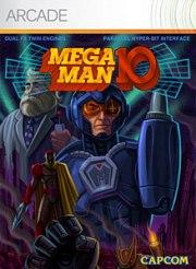 Carátula de Mega Man 10 - Xbox 360