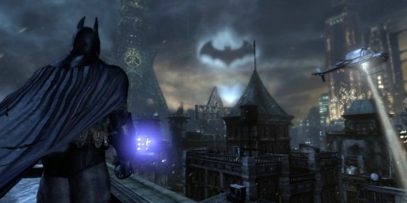 Batman Arkham City an�lisis