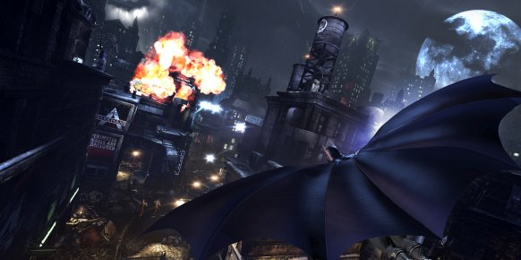 Batman Arkham City: Batman Arkham City: Primer contacto