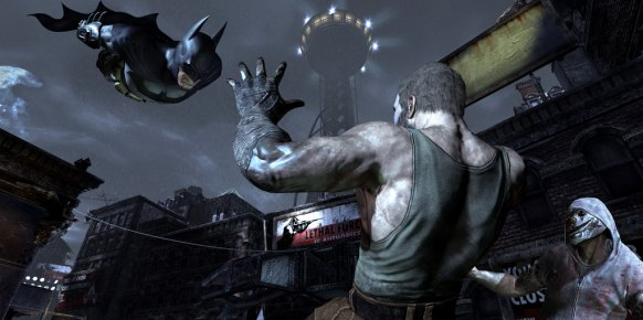 Batman Arkham City: Impresiones