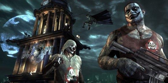 Batman Arkham City: Batman Arkham City: Impresiones jugables