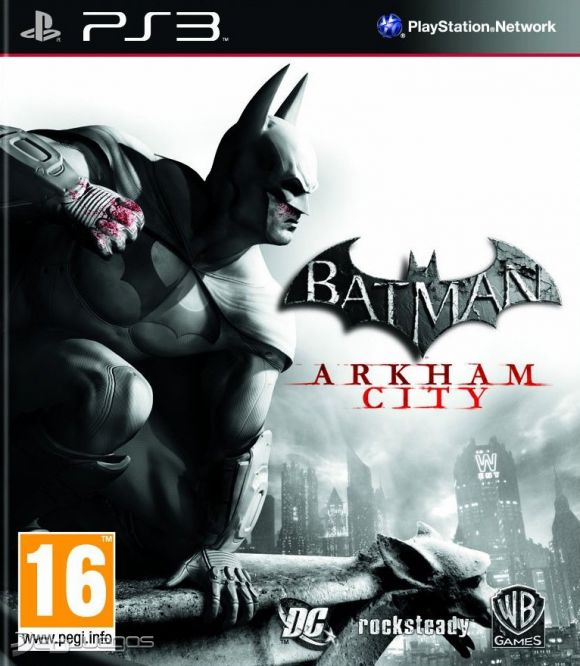 Ayuda Rehenes De Riddler Batman Arkham City