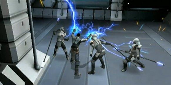 Star Wars El Poder de la Fuerza 2 Wii