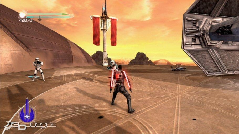 An lisis de star wars el poder de la fuerza 2 para xbox for El cuarto poder 2 0