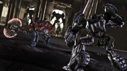Transformers Cybertron: Transformers Cybertron: Primer contacto