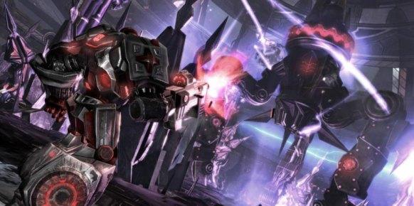 Transformers Cybertron Xbox 360