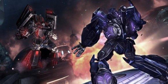 Transformers Cybertron: Transformers Cybertron: Impresiones jugables