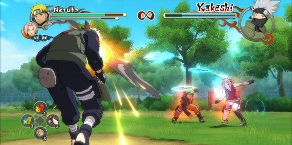 Naruto Ultimate Ninja Storm 2 Xbox 360