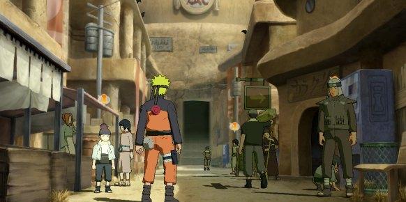 Naruto Ultimate Ninja Storm 2 análisis