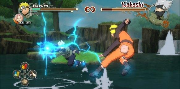 Naruto Ultimate Ninja Storm 2: Naruto Ultimate Ninja Storm 2: Impresiones jugables
