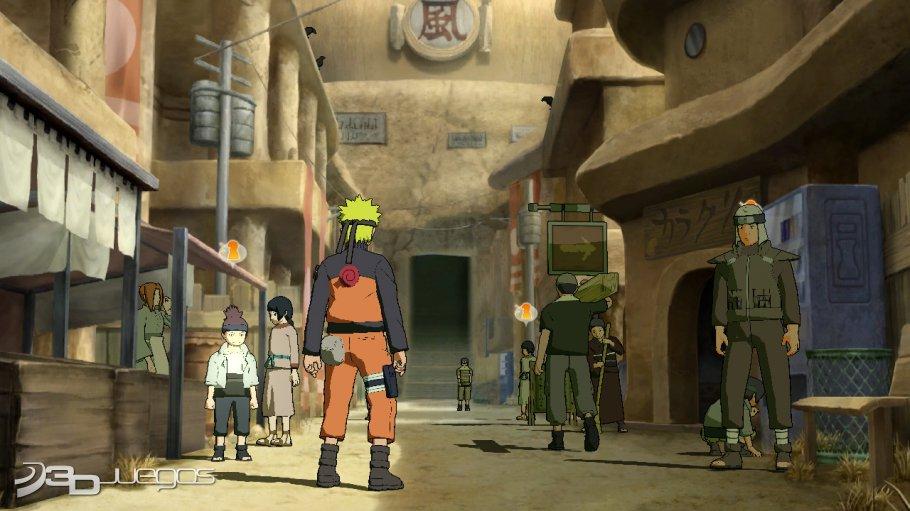 Naruto Ultimate Ninja Storm 2 - An�lisis