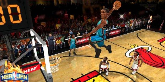 EA Sports NBA Jam análisis