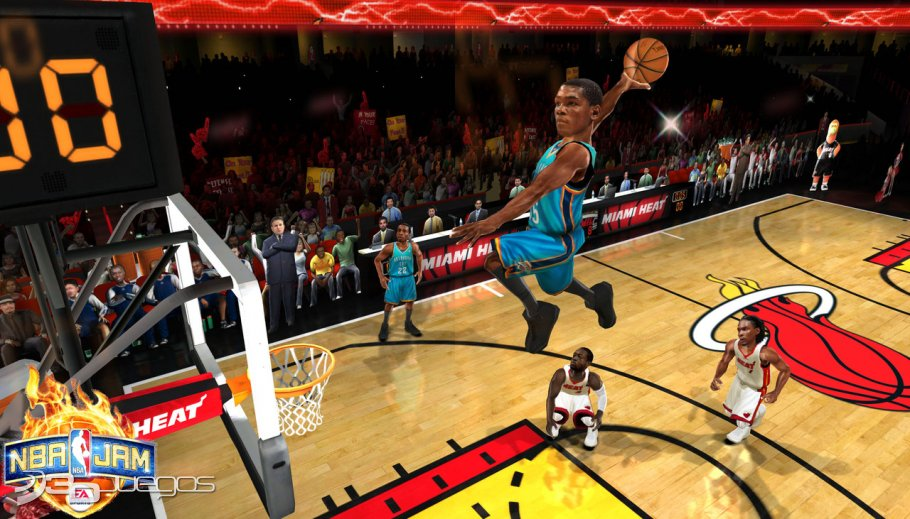 EA Sports NBA Jam - An�lisis