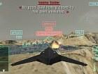 Ace Combat Joint Assault - Pantalla