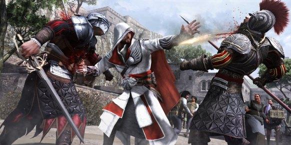 Assassin's Creed La Hermandad: Assassin's Creed La Hermandad: Impresiones jugables E3