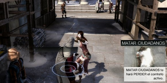 Assassin's Creed La Hermandad Xbox 360