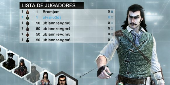 Assassin's Creed La Hermandad: Assassin's Creed La Hermandad: Impresiones multijugador