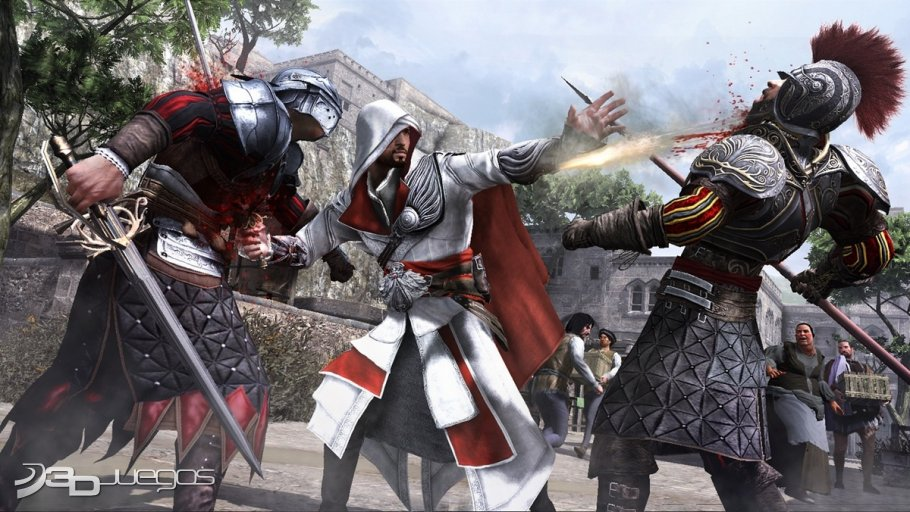 Assassin�s Creed La Hermandad - Impresiones jugables E3