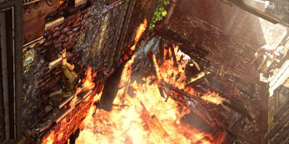 Uncharted 3: Impresiones E3 2011