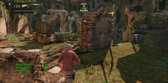 Uncharted 3: Uncharted 3 Drake's Deception: Impresiones Beta Multijugador