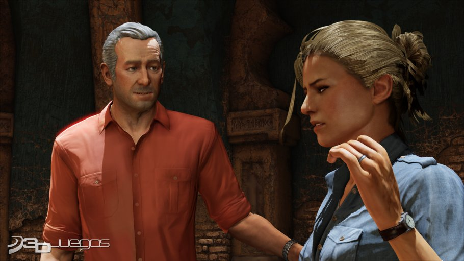 Uncharted 3 Drake's Deception - Impresiones Gamefest