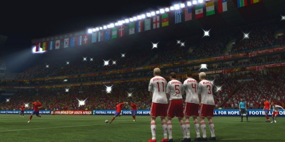 2010 FIFA World Cup PS3