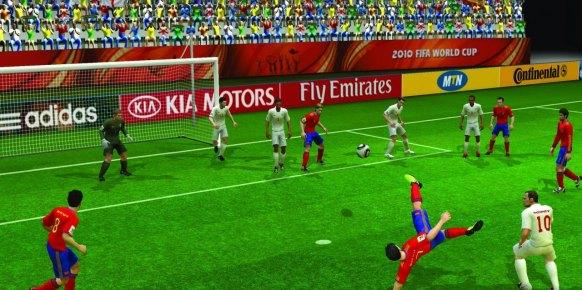 2010 FIFA World Cup análisis