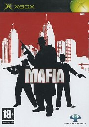 Carátula de Mafia - XBOX