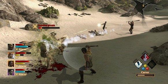 Dragon Age II análisis