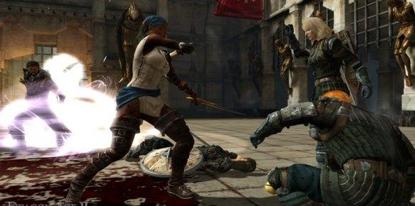 Dragon Age II: Dragon Age II: Impresiones Jugables