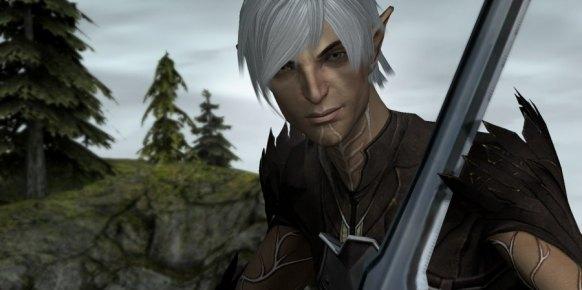 Dragon Age II: Dragon Age II: Avance