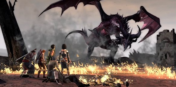 Dragon Age II PS3