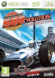 Carátula de Indianapolis 500 Evolution - Xbox 360