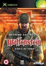 Return to Castle Wolfenstein XBOX