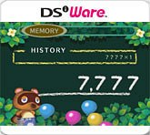 Carátula de Animal Crossing Calculator - DS