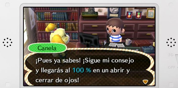 Animal Crossing New Leaf análisis